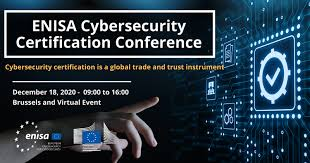 ENISA Cybersecurity Certification Conference 2020/18/12